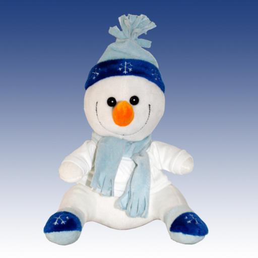 Frosty the Snowman - Christmas Teddy Bear