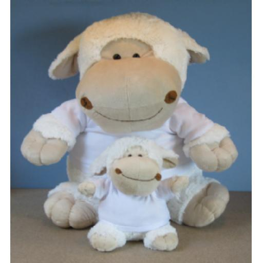 Sorrell Sheep - Crazy Critters Teddy Bear