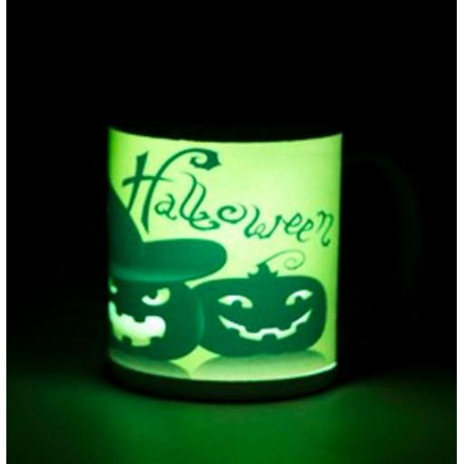 Glow in the Dark Photo Mug