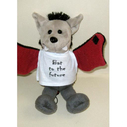 Vampire Bat - Halloween Teddy Bear