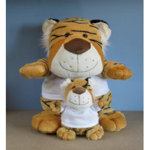 Tikka Tiger - Crazy Critters Teddy Bear