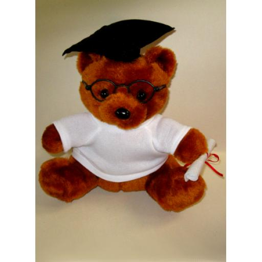 Graduation Bear Soft Toy