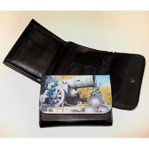 Men's Medium Leather Wallet