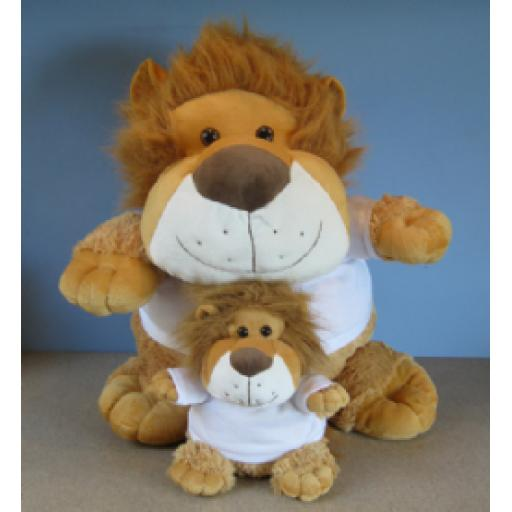 Dandy Lion - Crazy Critters Teddy Bear
