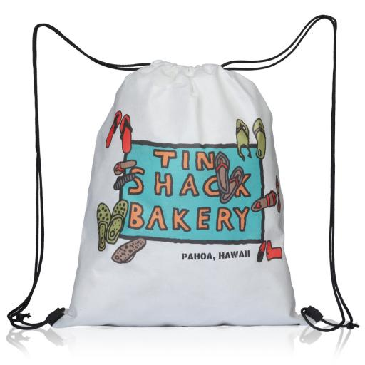 Sublimation Drawstring Gym Bag