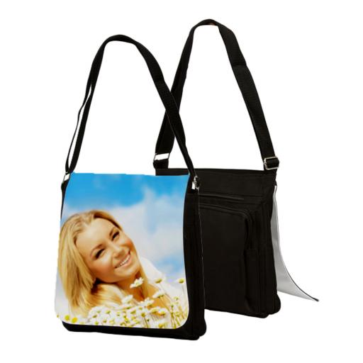Small Personalised Shoulder Bag
