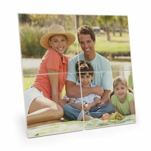 Custom Printed Ceramic Photo Tiles
