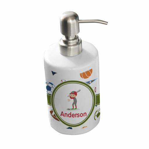 Personalised Photo Soap Dispenser