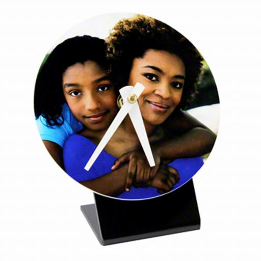 Personalised Photo Desktop Clock