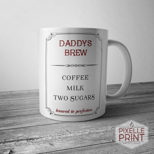 Brewed To Perfection Mug