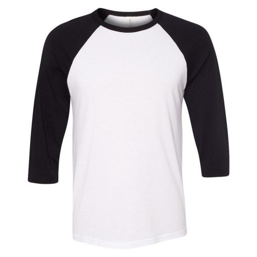 Charlie's Crazy Couture MEN'S L/S Baseball Tee